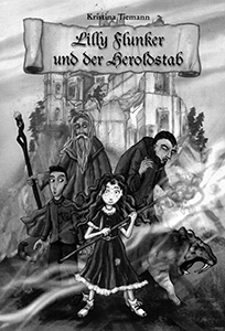 Buchcover Lilly Flunker von