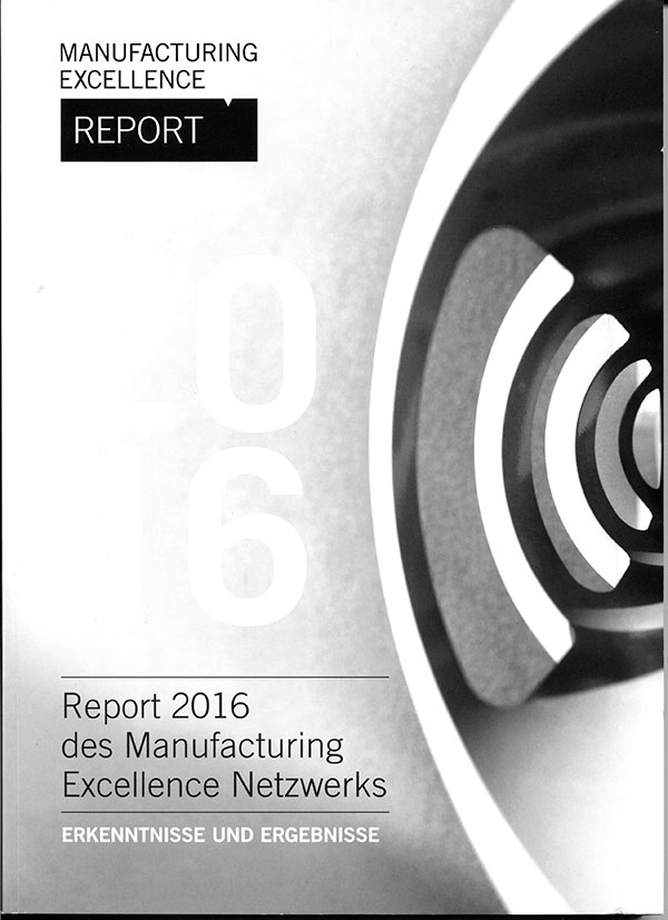 Manufacturing Excellence Report